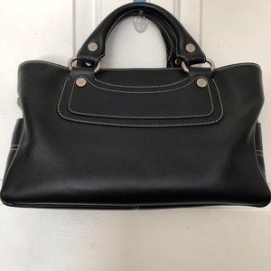 Authentic CELINE Boogie Bag - Black -EUC